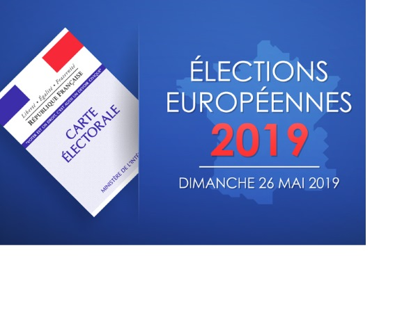 Elections europeennes mai 2019